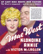 Affiche Annie du Klondike