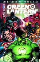 Couverture Green Lantern Saga
