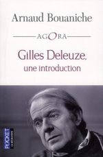 Couverture Gilles Deleuze, une introduction