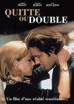 Affiche Quitte ou double