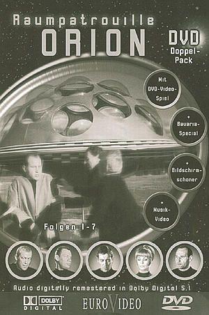 Commando spatial - La Fantastique Aventure du vaisseau Orion
