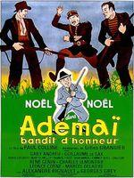 Affiche Adémaï bandit d'honneur