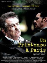 Affiche Un printemps à Paris