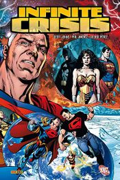 Couverture Infinite Crisis