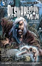 Couverture Dead Again - Resurrection Man, tome 1