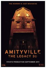 Affiche Amityville: The Legacy 3-D