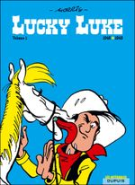 Couverture 1946 - 1949 - Lucky Luke : Intégrale, tome 1