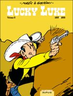 Couverture 1957 - 1959 - Lucky Luke : Intégrale, tome 5