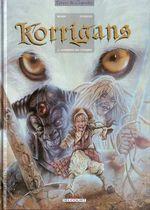 Couverture Guerriers des ténèbres - Korrigans, tome 2
