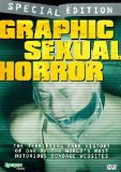 Affiche Graphic Sexual Horror