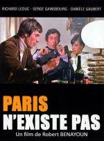Affiche Paris n'existe pas