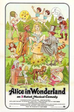 Affiche Alice in Wonderland: A Musical Porno