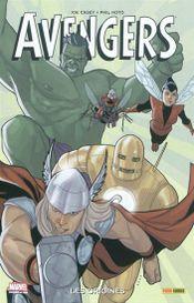 Couverture Avengers : Les Origines