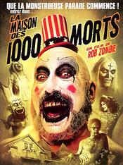 Affiche La Maison des 1000 morts