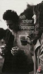 Couverture L'expérience Oregon