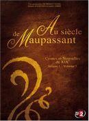 Affiche Au siècle de Maupassant : Contes et nouvelles du XIXe siècle