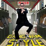 Pochette Gangnam Style