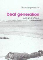 Couverture Beat Generation, une anthologie