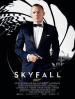 Affiche Skyfall