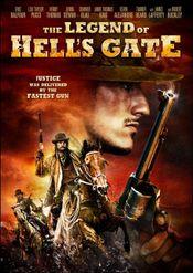 Affiche Cavale aux portes de l'enfer