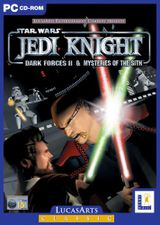 Jaquette Star Wars : Dark Forces II - Jedi Knight
