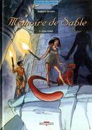 Couverture Lune noire - Mémoire de sable, tome 3