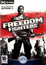Jaquette Freedom Fighters