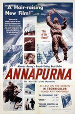 Affiche Victoire sur l'Annapurna