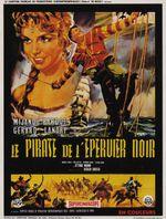 Affiche Le Pirate de l'épervier noir