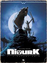 Couverture L'Enfant noir - Niourk, tome 1
