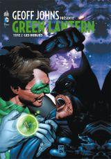 Couverture Les Oubliés - Geoff Johns présente Green Lantern, tome 2