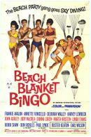 Affiche Beach Blanket Bingo