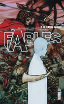 Couverture Le Dernier Bastion - Fables, tome 4