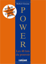 Couverture Power les 48 lois du pouvoir