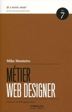 Couverture Métier web designer