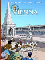 Couverture Vienna - Les Voyages d'Alix, tome 32