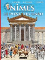 Couverture Nîmes / Le Pont du Gard - Les Voyages d'Alix, tome 33