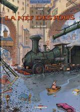 Couverture Au turf - La Nef des fous, tome 4