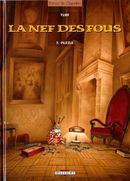 Couverture Puzzle - La Nef des fous, tome 5