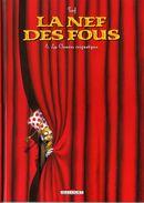 Couverture Les Chemins énigmatiques - La Nef des fous, tome 6