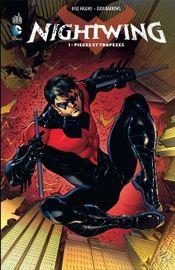 Couverture Pièges et Trapèzes - Nightwing, tome 1