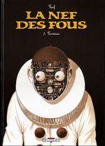 Couverture Terminus - La Nef des fous, tome 7