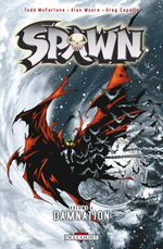 Couverture Damnation - Spawn, tome 4