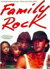 Affiche Family Rock