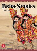Couverture Bride Stories, tome 4