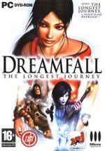 Jaquette Dreamfall