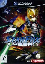 Jaquette Star Fox : Assault