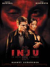 Affiche Inju, la bête dans l'ombre