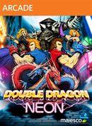 Jaquette Double Dragon Neon