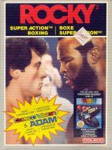 Jaquette Rocky : Super Action Boxing
